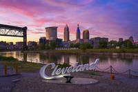 Cleveland Skyline at the Foundry by Cody York_DJI_