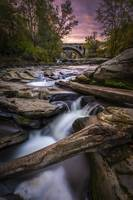 Berea Falls Sunrise by Cody York_Q7A9079