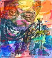 LOUIS ARMSTRONG IN COLORS