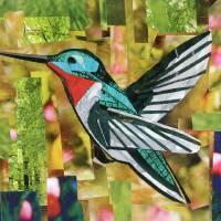 Hummingbird Art Prints & Posters by Megan Coyle