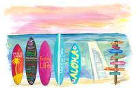 Surfboard Philosophy  - Enjoy Life, Travel and Sur