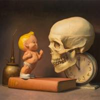 """""""Staring Death in the Face"""" by JonathanQueen"""