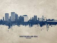 Southend-on-Sea England Skyline
