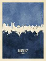 Lawrence Kansas Skyline