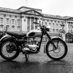 The 1956 Trophy TR6 Motorcycle Prints & Posters