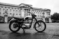The 1956 Trophy TR6 Motorcycle
