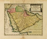 Arabian Peninsula Map (1654)