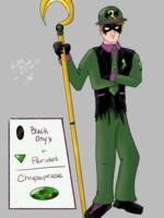 Fusion - Batman/Riddler