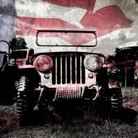 American Willys Art Prints & Posters by Luke Moore
