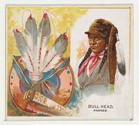 Bull Head, Pawnee, from the American Indian Chiefs