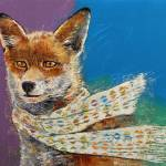 Foxy Vibes Prints & Posters