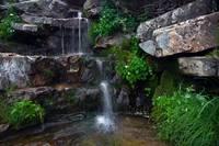 Fairy Waterfall 2 by David Kocherhans