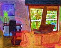 Sitting Room by Kirt Tisdale