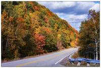 2015 Cabot Trail in Autumn Colors