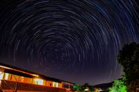 Star trails in Lavasa