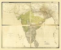 The East Indies with the Roads (1768)