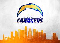 Los Angeles Chargers Skyline 2