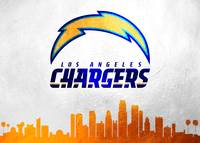Los Angeles Chargers Skyline