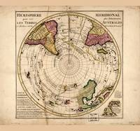 Map of the Southern Hemisphere (c1750)