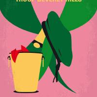 No1229 My Troop Beverly Hills minimal movie poster Art Prints & Posters by Chungkong Art