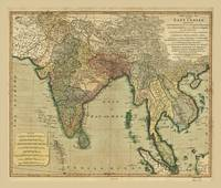 Map of Southeast Asia (1794)