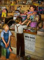 Store - Candy for both of us 1940