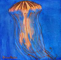 Phosphorescent Jellyfish