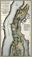 New York Northern Part old map 1777