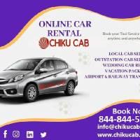 Affordable Taxi Service in Jalandhar - Chiku Cab Art Prints & Posters by Priya Singh