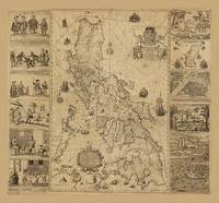 Map of the Philippines (1734)