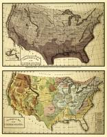 Climatological and Geological Maps 1876