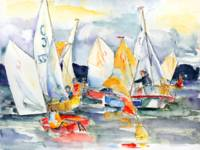 Kids Sail Training