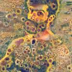 Sunflower Bear by RD Riccoboni