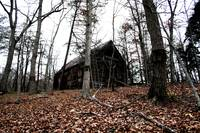 Old Church in The Woods