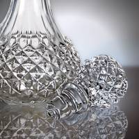 Crystal Decanter Stopper