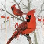Cardinalsx2 Prints & Posters