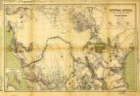 Map of Central Africa (1885)