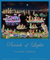 Parade of Lights Poster