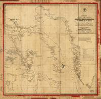American Arctic Expedition Map (1853)