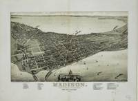 Madison, State Capital of Wisconsin (1885)