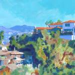 University Heights and Mission Valley San Diego by RD Riccoboni