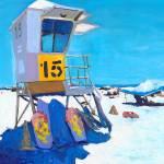 01_2021_Mission Beach Lifeguard Tower 15_RD Riccob by RD Riccoboni