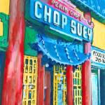 Chop Suey North Park San Diego by RD Riccoboni