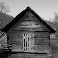 Smokey Mountain Historic Farm by Donnie Shackleford