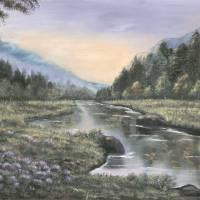 Verde Dawn by Sandy Mauck