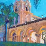 Balboa Park San Diego Casa De Balboa  by RD Riccoboni