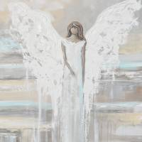 """""""Angel of Love II"""" by ChristineBell"""