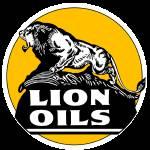 Lion Oils vintage sign reproduction Prints & Posters