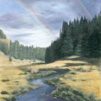 PROMISES ALONG THE WAY by Sandy Mauck