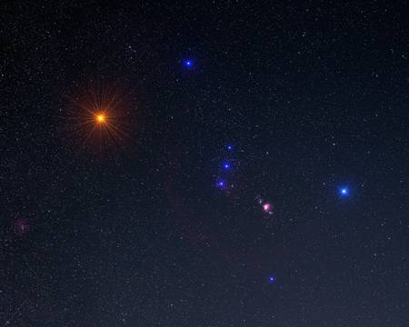 Orion at 50mm